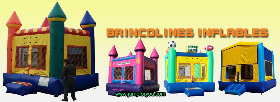 Venta Y Renta De Brincolines Brinca Brincas Juegos Inflables