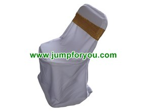 White Folding Chair Cover For Events