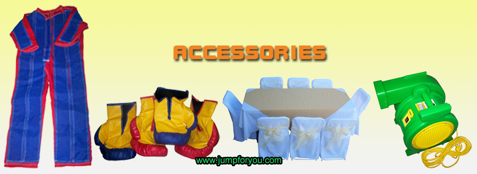 Party jumpers accessories